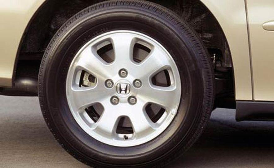 2004 Honda Odyssey - Slide 16