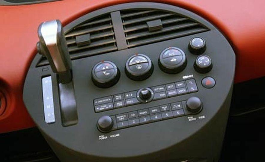 2004 Honda Odyssey - Slide 27