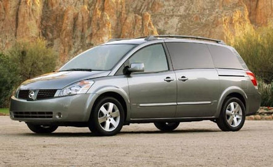 2004 Honda Odyssey - Slide 17