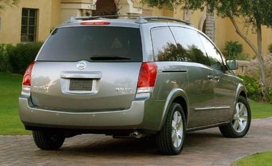 2004 Honda Odyssey - Slide 22