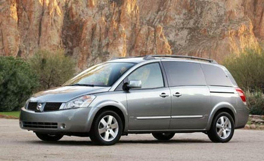 2004 Honda Odyssey - Slide 25