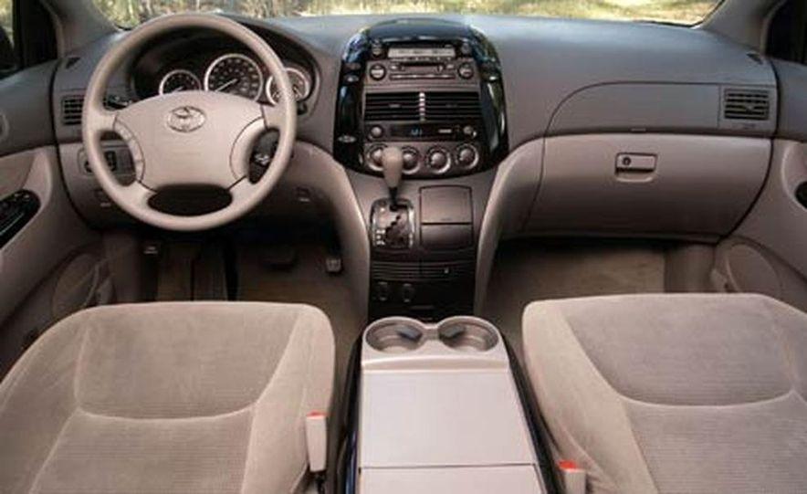 2004 Honda Odyssey - Slide 44