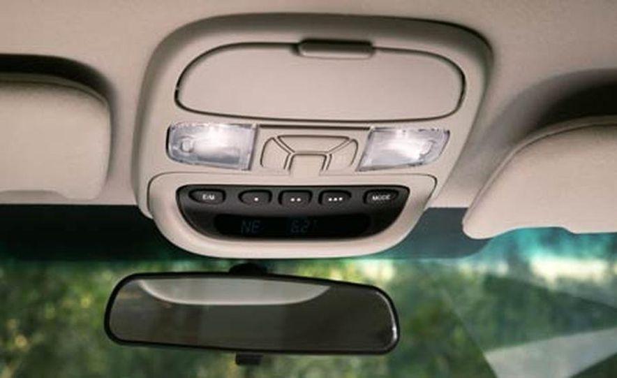 2004 Honda Odyssey - Slide 45