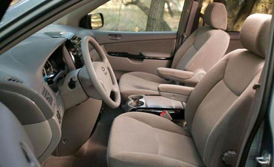 2004 Honda Odyssey - Slide 46