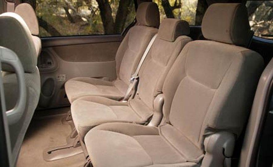 2004 Honda Odyssey - Slide 47