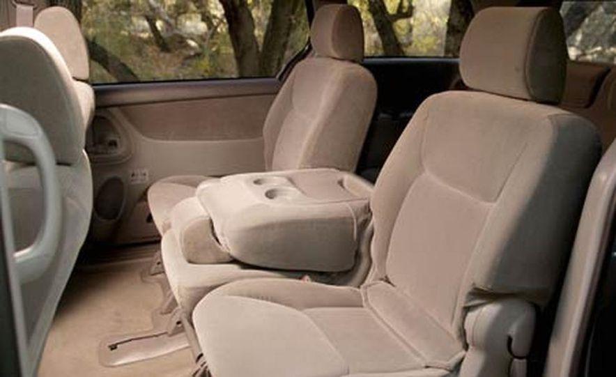2004 Honda Odyssey - Slide 48