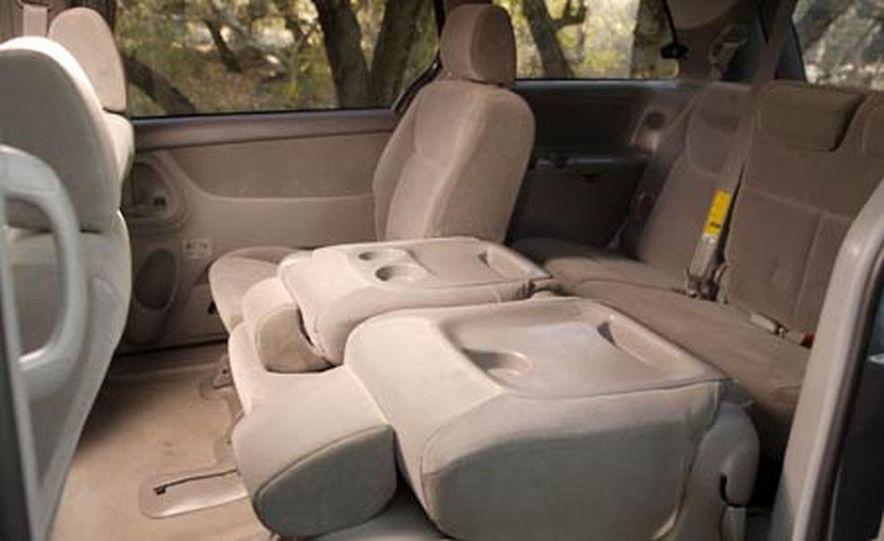 2004 Honda Odyssey - Slide 49