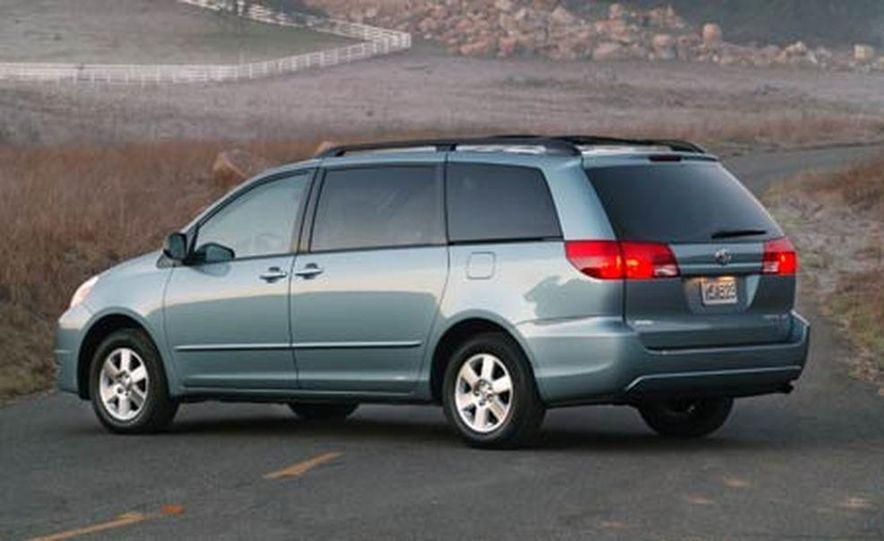 2004 Honda Odyssey - Slide 35