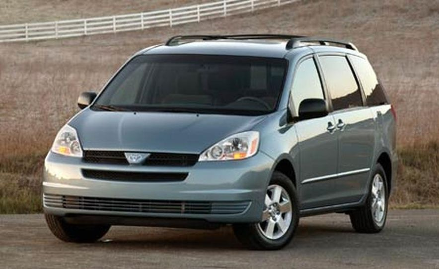 2004 Honda Odyssey - Slide 36