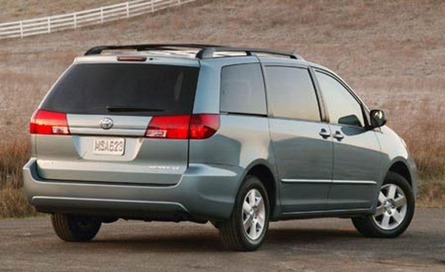2004 Honda Odyssey - Slide 37
