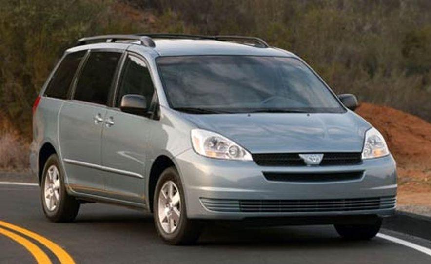 2004 Honda Odyssey - Slide 39