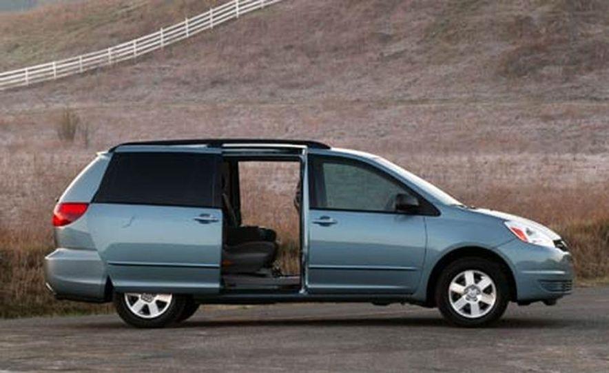 2004 Honda Odyssey - Slide 41