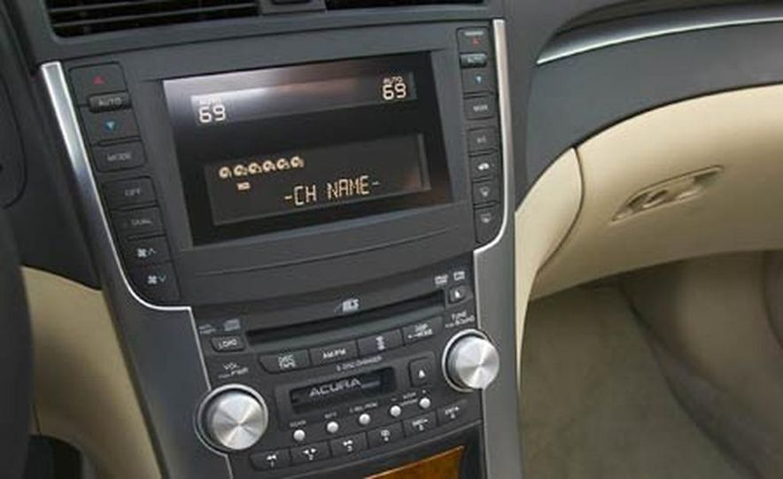 2004 Acura TL - Slide 38