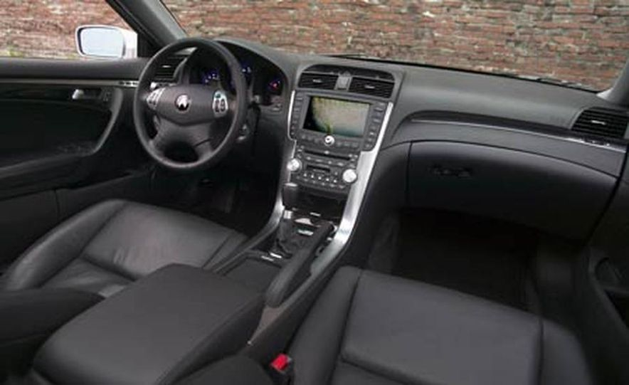 2004 Acura TL - Slide 41