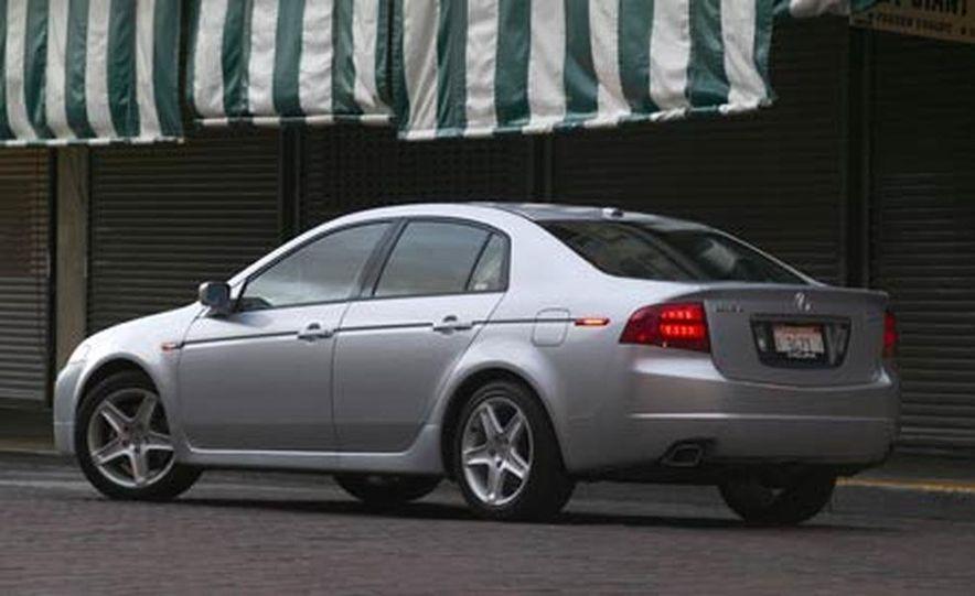2004 Acura TL - Slide 1