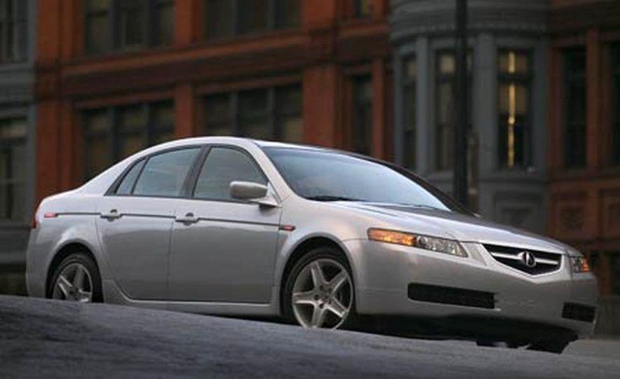 2004 Acura TL - Slide 3