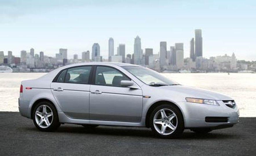 2004 Acura TL - Slide 4
