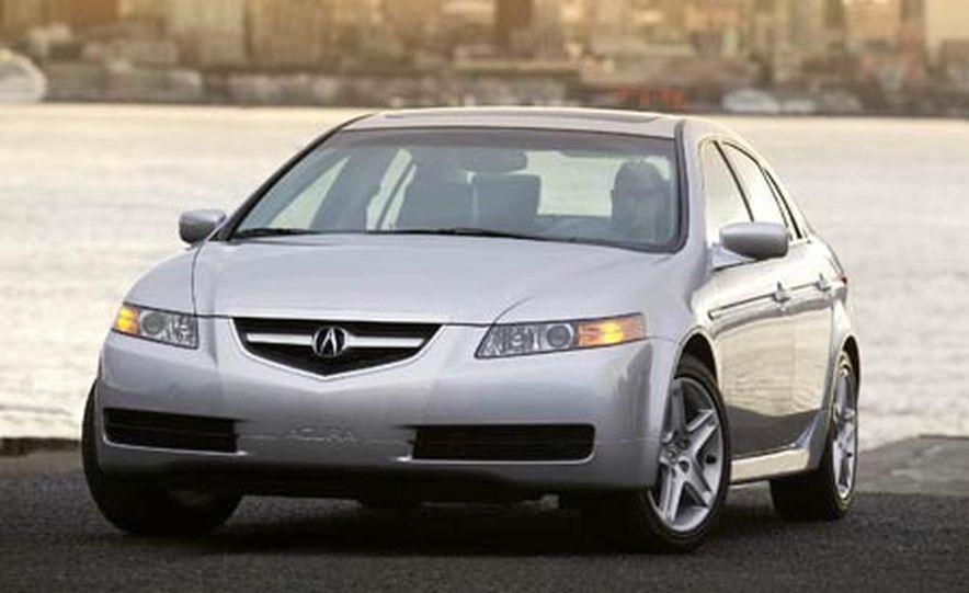 2004 Acura TL - Slide 5