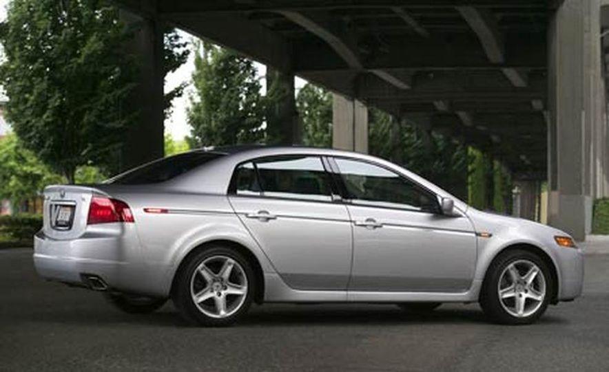 2004 Acura TL - Slide 6