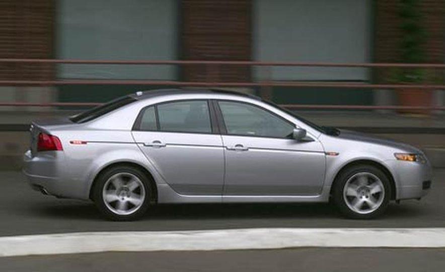 2004 Acura TL - Slide 7