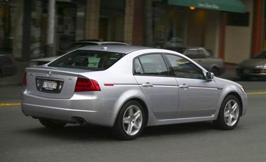 2004 Acura TL - Slide 8