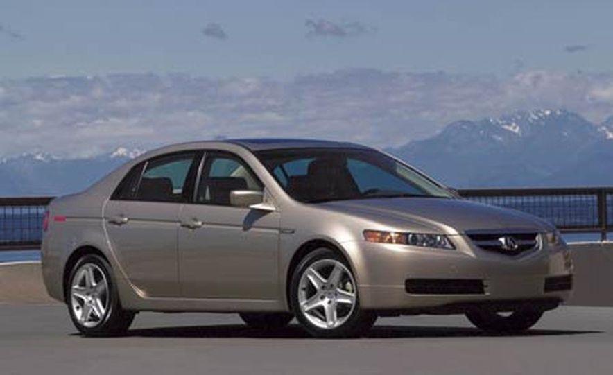 2004 Acura TL - Slide 10