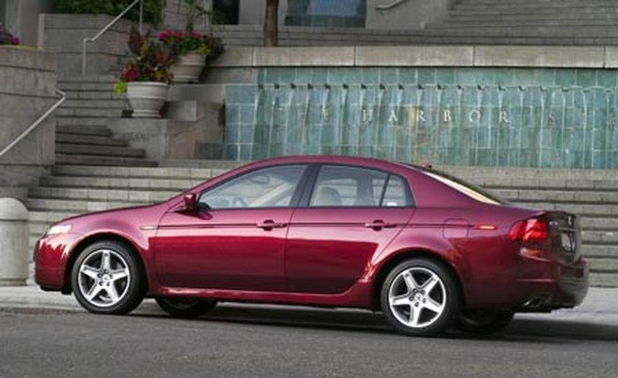 2004 Acura TL - Slide 11