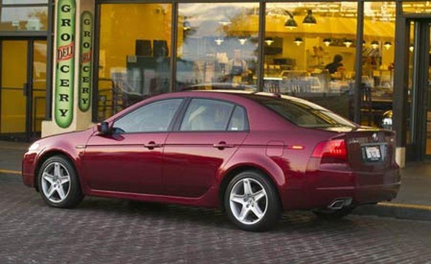 2004 Acura TL - Slide 12