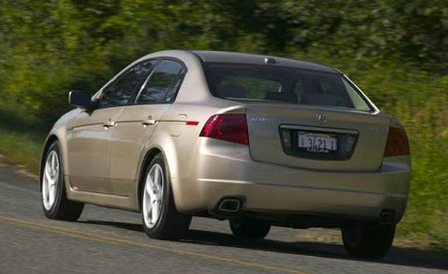 2004 Acura TL - Slide 14