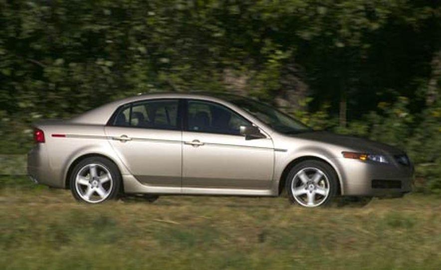 2004 Acura TL - Slide 15