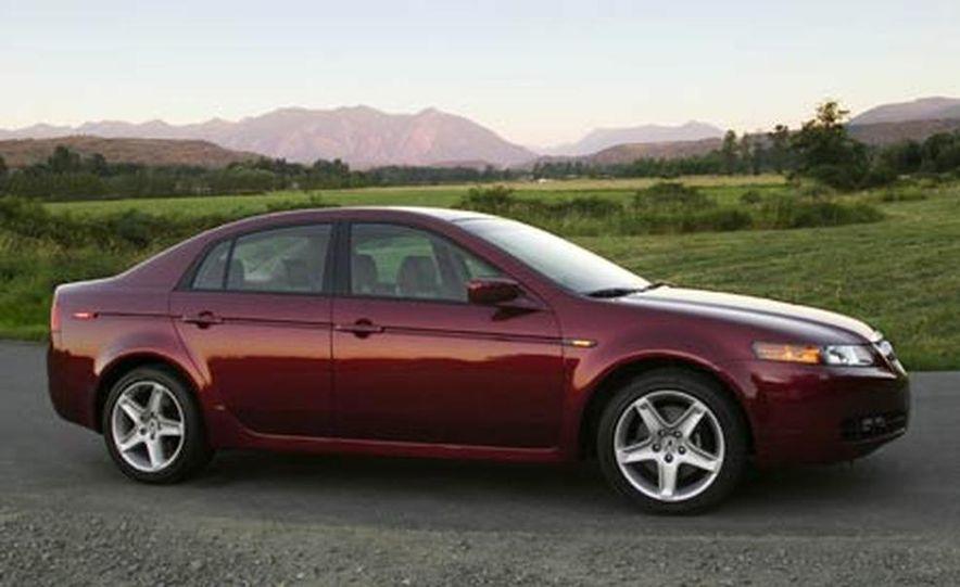 2004 Acura TL - Slide 21