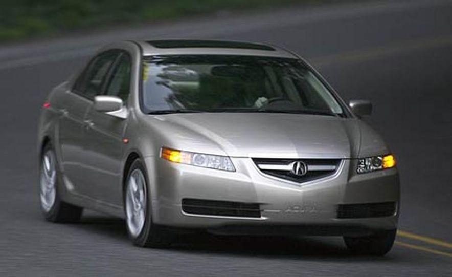 2004 Acura TL - Slide 24