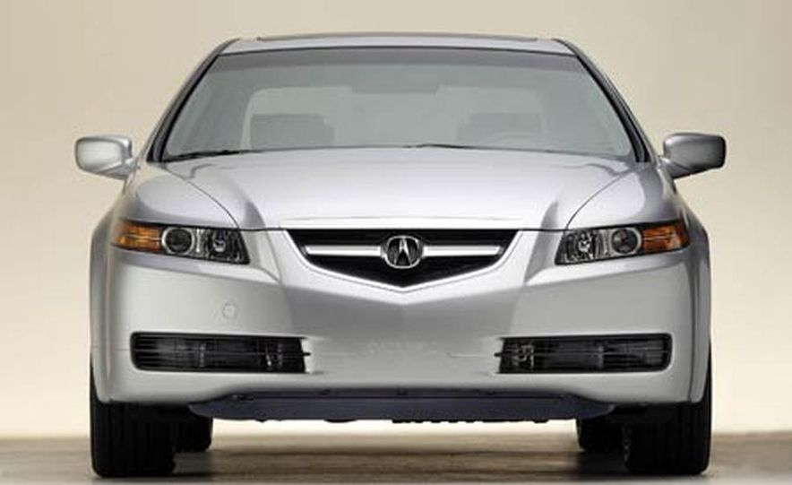 2004 Acura TL - Slide 26