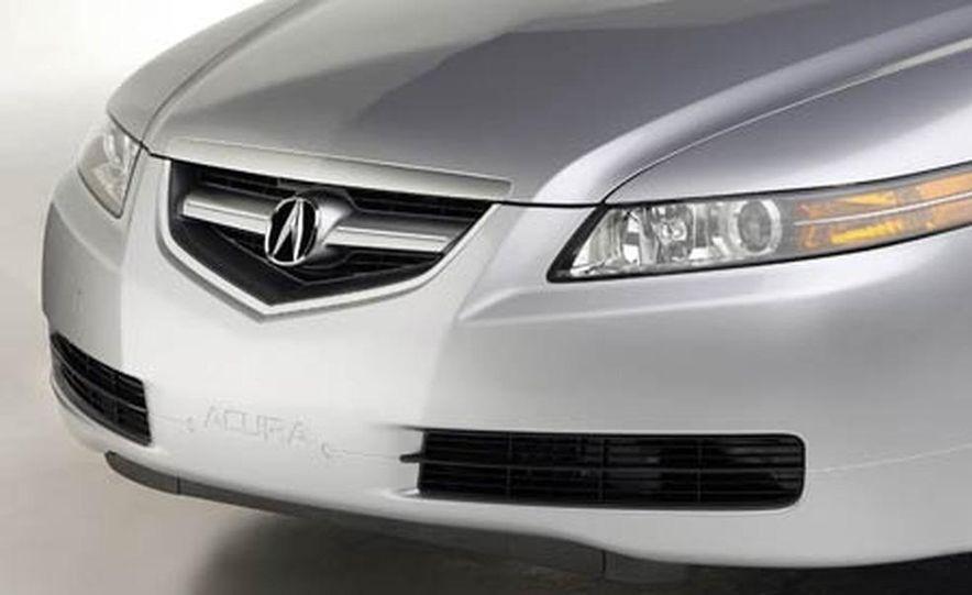 2004 Acura TL - Slide 27