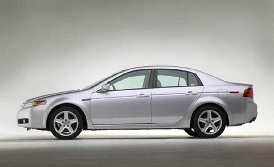 2004 Acura TL - Slide 29