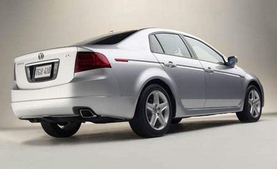 2004 Acura TL - Slide 30