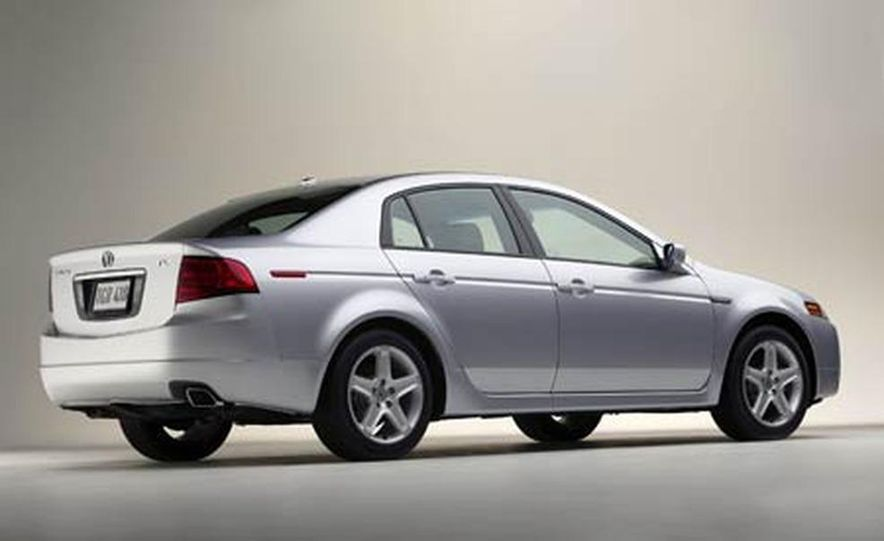 2004 Acura TL - Slide 31