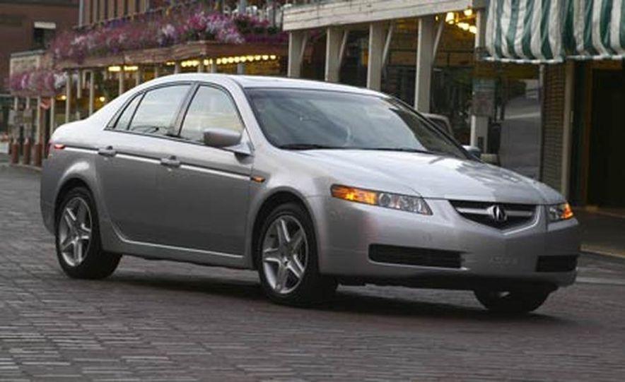 2004 Acura TL - Slide 34