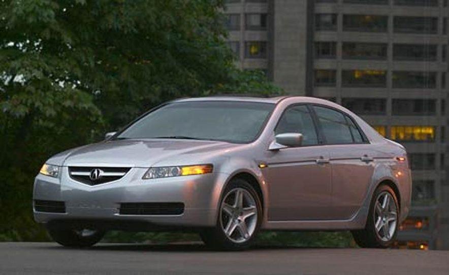 2004 Acura TL - Slide 35