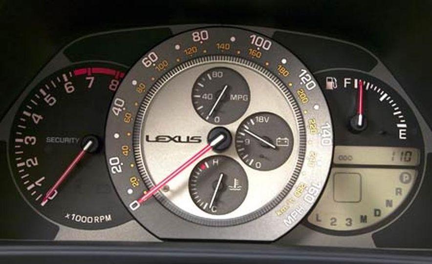 2004 Acura TL - Slide 66