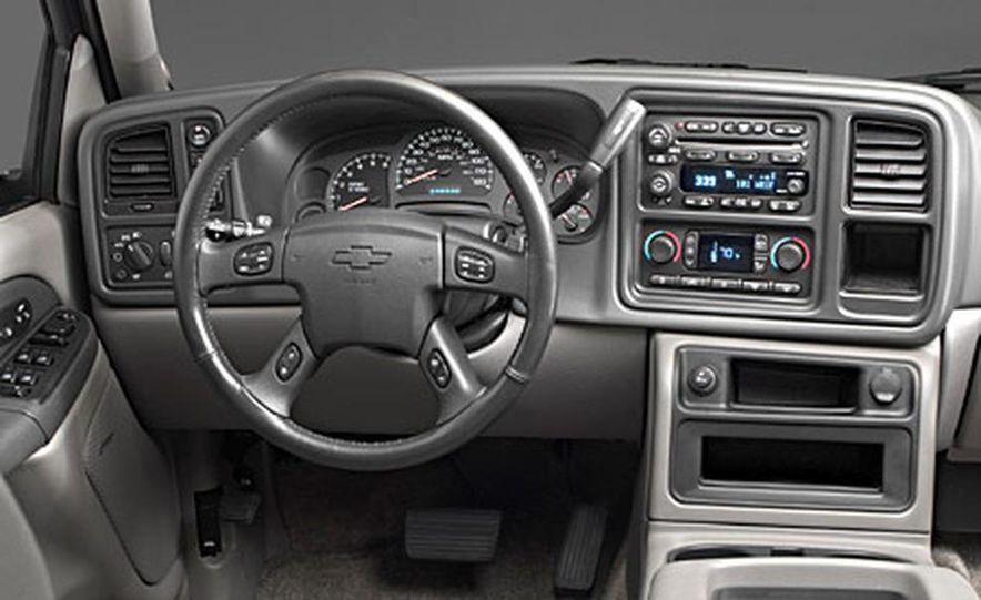 Chevrolet Tahoe Z71 - Slide 4