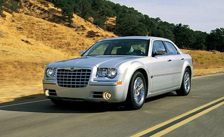 Chrysler 300C Hemi - Slide 1