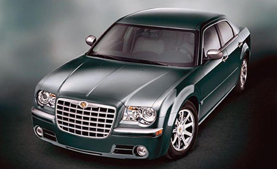 Chrysler 300C Hemi - Slide 2