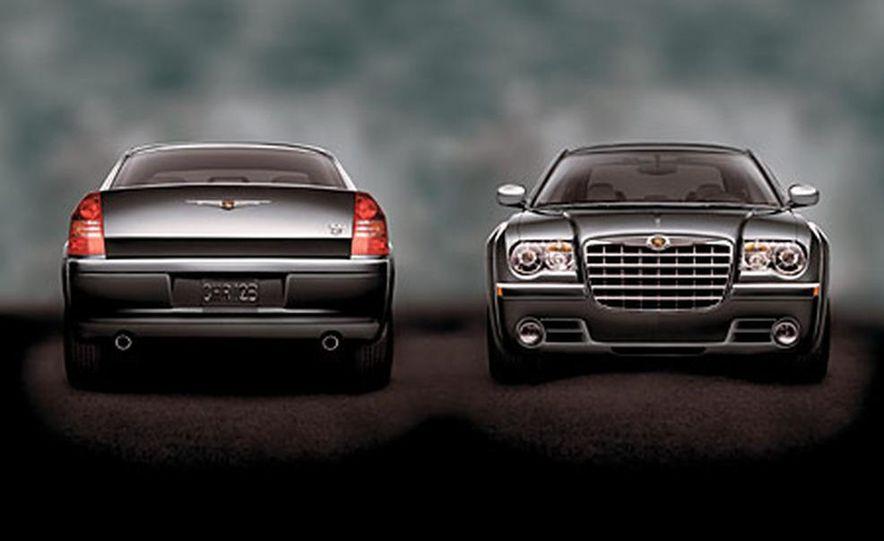 Chrysler 300C Hemi - Slide 8