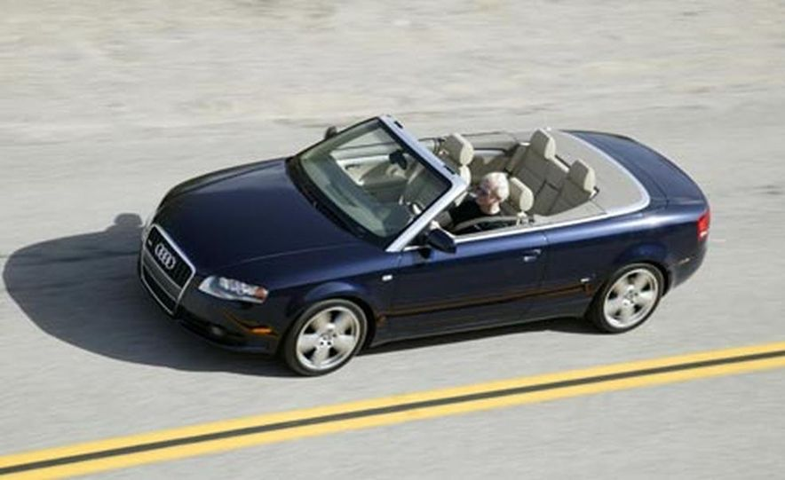 2007 Audi A4 2.0T - Slide 1