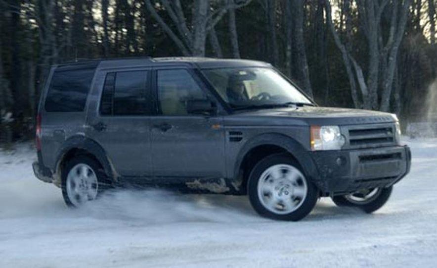2007 Land Rover LR3 HSE - Slide 1