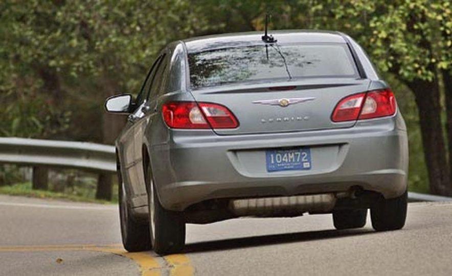 2007 Chrysler Sebring Touring - Slide 1