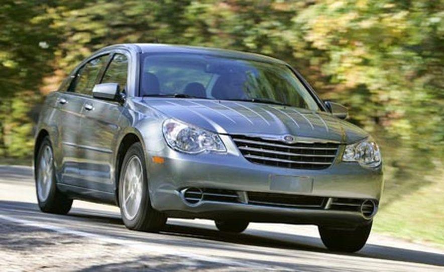 2007 Chrysler Sebring Touring - Slide 2