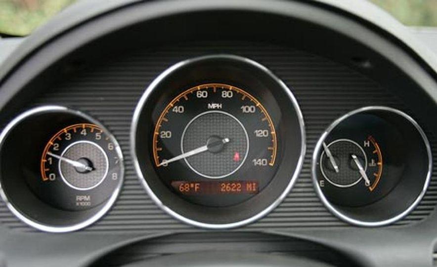 2007 Chrysler Sebring Touring - Slide 16