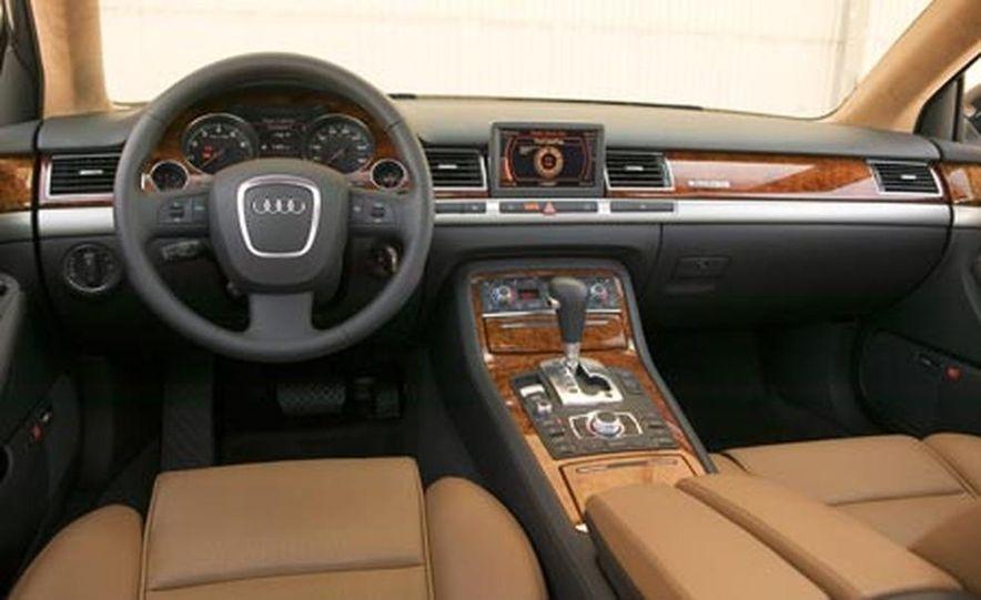 2008 Audi A8 - Slide 17